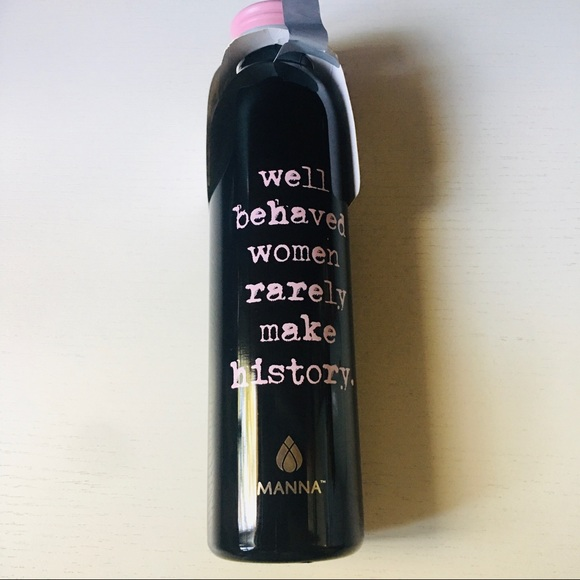 Well behaved woman rarely make history 20oz stainless steel Tumbler